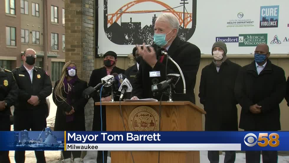 City leaders say violence in Milwaukee is a public health crisis,...